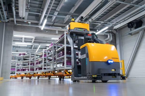 Autonomous Logistics: A Revolution in the Last-Mile Delivery Logistics
