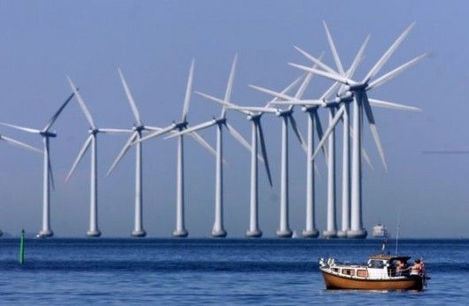 Flourishing European Offshore Wind Energy Sector at Record High in 2020