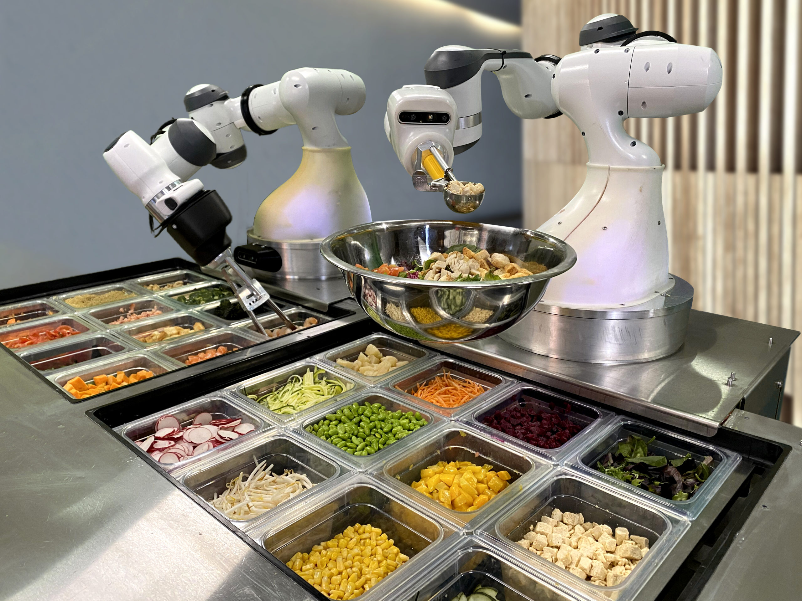 Food Automation and Robotics: For improved food manufacturing and packaging