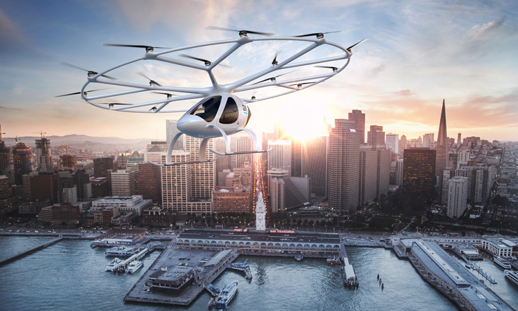 Urban Air Mobility (UAM): Transforming the future of mobility landscape