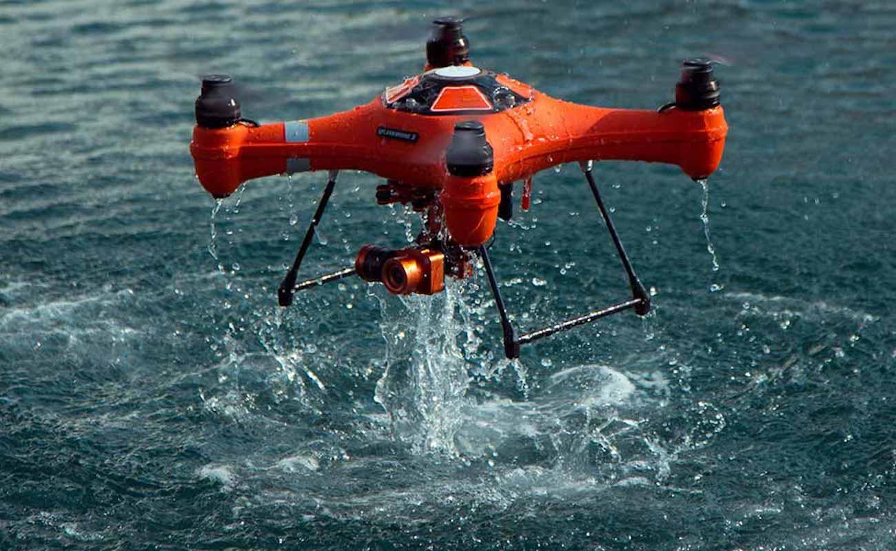 Waterproof Carbon Fibre Drone Technology - A Comprehensive Review