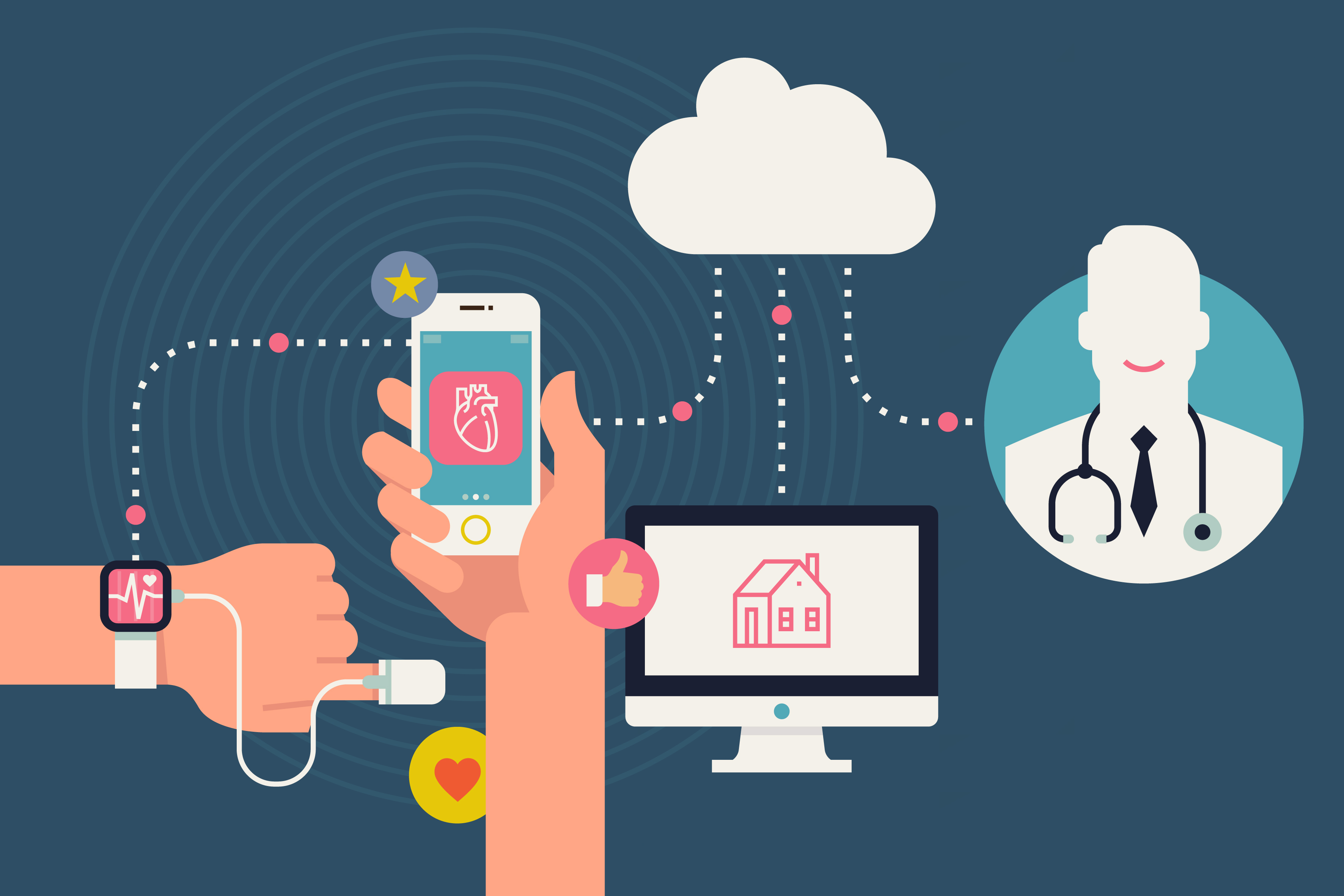 Medical Apps are Transforming the Healthcare Industry